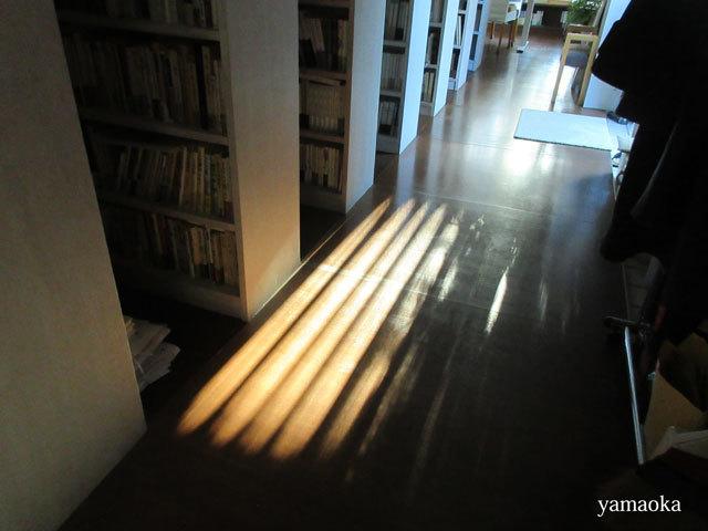 3月6日の夕暮れの影にグッとくる。_f0071480_17560127.jpg
