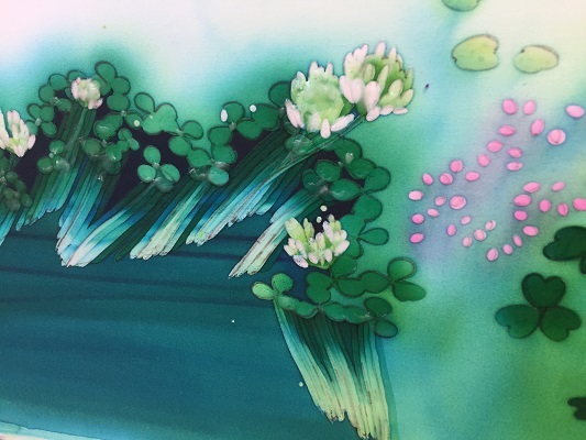 NAKAI YUKIKO EXHIBITION ひかりのいろ_a0131787_11353852.jpg