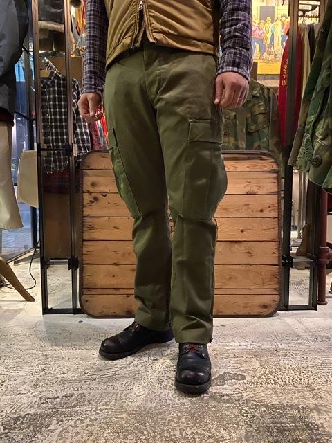 3月7日(土)マグネッツ大阪店スーペリア入荷!!#7 NOS 50\'s U.S Army M-51 ModifiedFieldPants編! ReconSlim & BasicStraight!!_c0078587_19274272.jpg