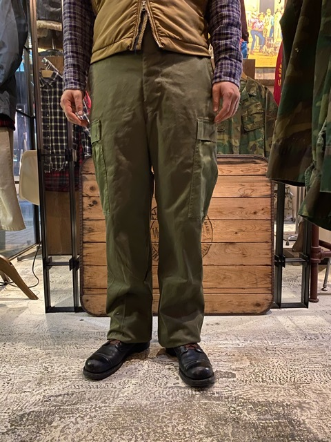 3月7日(土)マグネッツ大阪店スーペリア入荷!!#7 NOS 50\'s U.S Army M-51 ModifiedFieldPants編! ReconSlim & BasicStraight!!_c0078587_19275702.jpg
