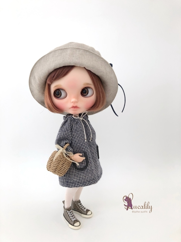 * lucalily * dolls clothes * Spring dress set *_d0217189_11153457.jpg