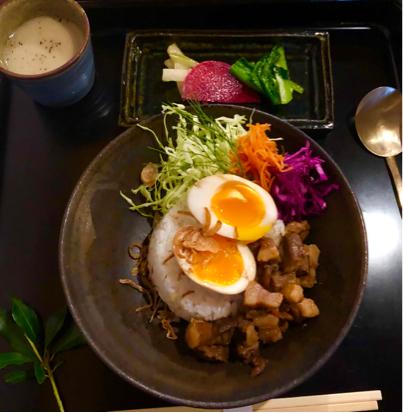 柳川、台湾茶と料理「茶餐 無垢」_a0236996_16290889.jpg