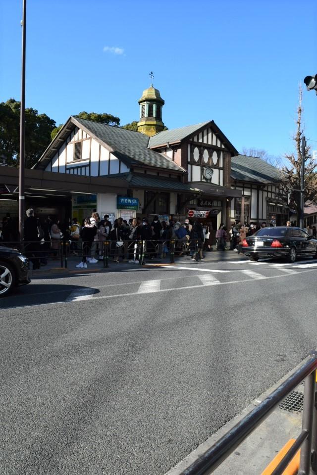 東京渋谷の原宿駅(大正モダン建築再訪)_f0142606_08382292.jpg