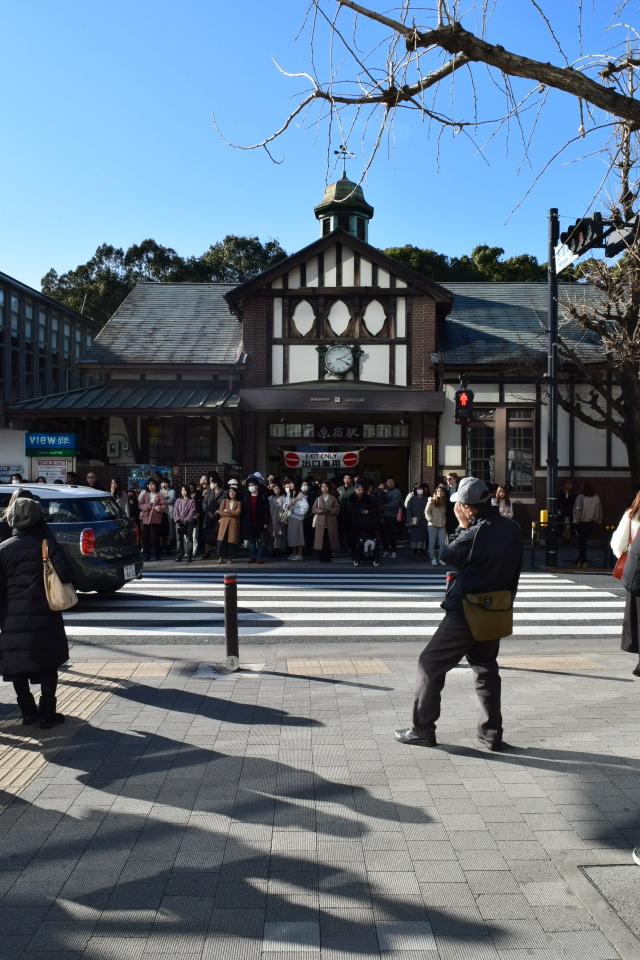 東京渋谷の原宿駅(大正モダン建築再訪)_f0142606_08391263.jpg