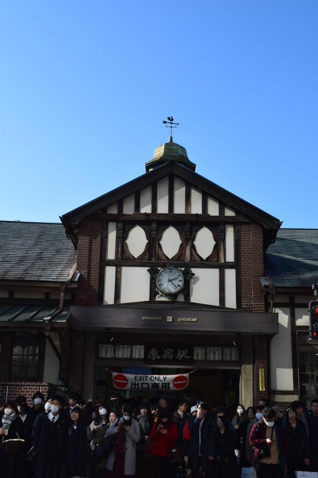 東京渋谷の原宿駅(大正モダン建築再訪)_f0142606_08585247.jpg