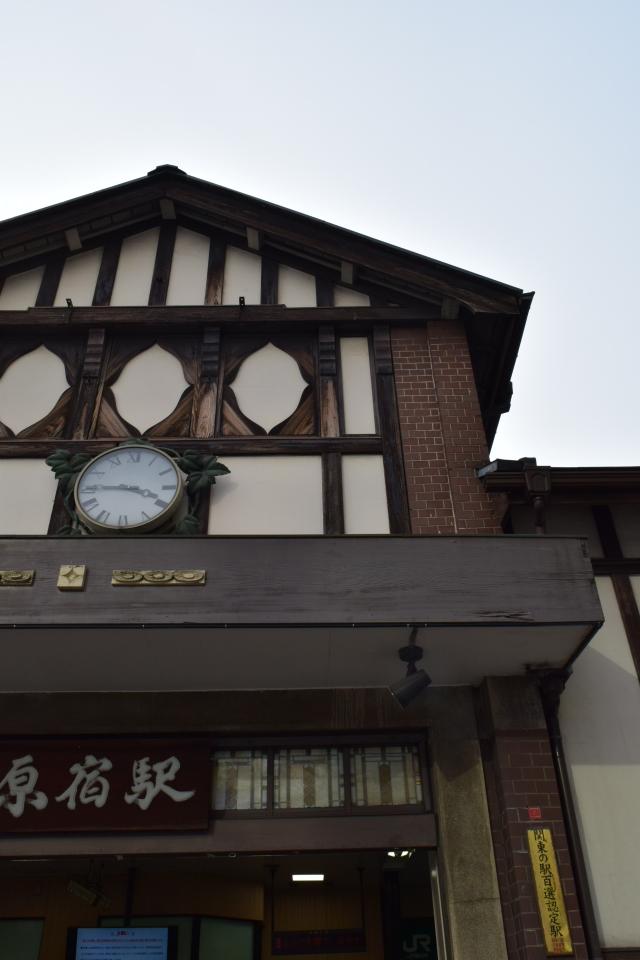東京渋谷の原宿駅(大正モダン建築再訪)_f0142606_08595933.jpg