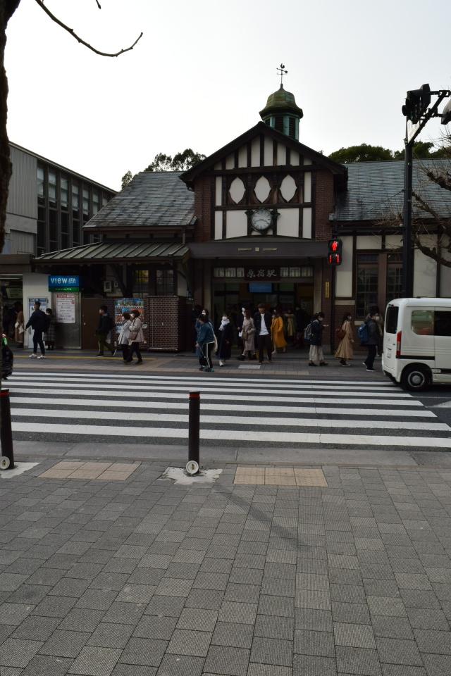 東京渋谷の原宿駅(大正モダン建築再訪)_f0142606_09013862.jpg