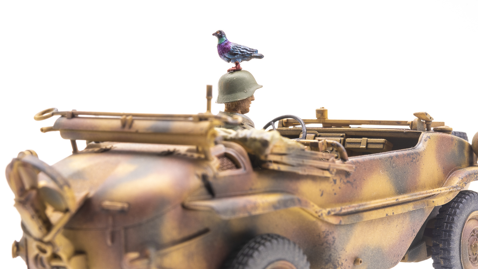 「鳩のプラモデル」のある土曜日。_b0029315_23133821.jpg