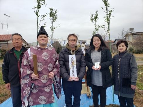 筑西市内にて地鎮祭を執り行いました。_a0059217_17461639.jpg