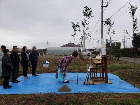 筑西市内にて地鎮祭を執り行いました。_a0059217_17462148.jpg