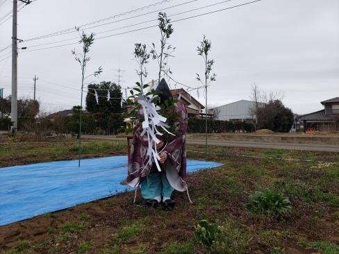 筑西市内にて地鎮祭を執り行いました。_a0059217_17462913.jpg