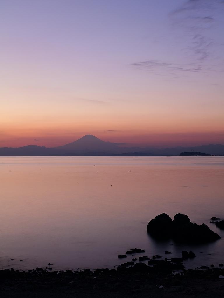 富士遠望図_f0050534_16592966.jpg