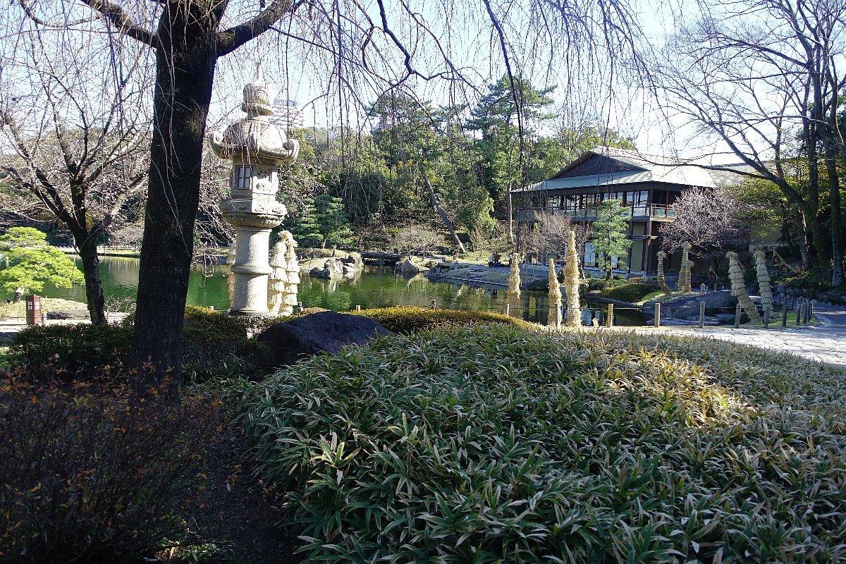 徳川園 龍仙湖_c0112559_08085321.jpg