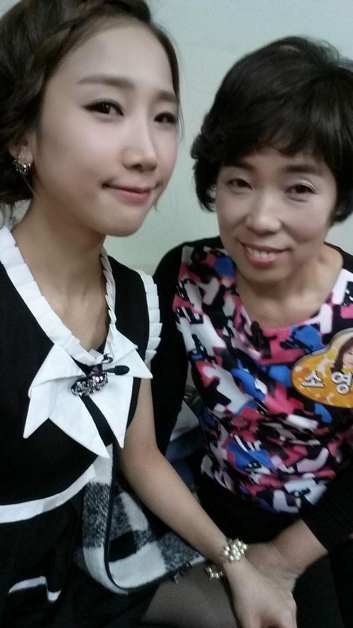 美貌の韓国女芸人パク・ソヨン 衝撃の過去 母親に整形前暴露される 父親に美容クリニックに連れていかれた_f0158064_01544994.jpg
