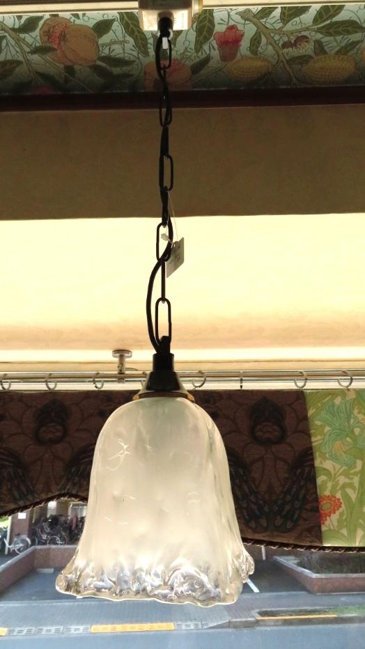 ペンダントライト ウィリアムモリス正規販売店のブライト_c0157866_16581852.jpg