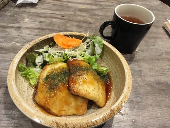 パプリカ食堂ヴィーガン(四ッ橋・大阪市)_d0339676_20020423.jpg
