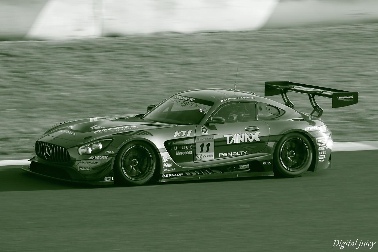 GT300 : #11 GAINER TANAX AMG GT3_c0216181_19024801.jpg