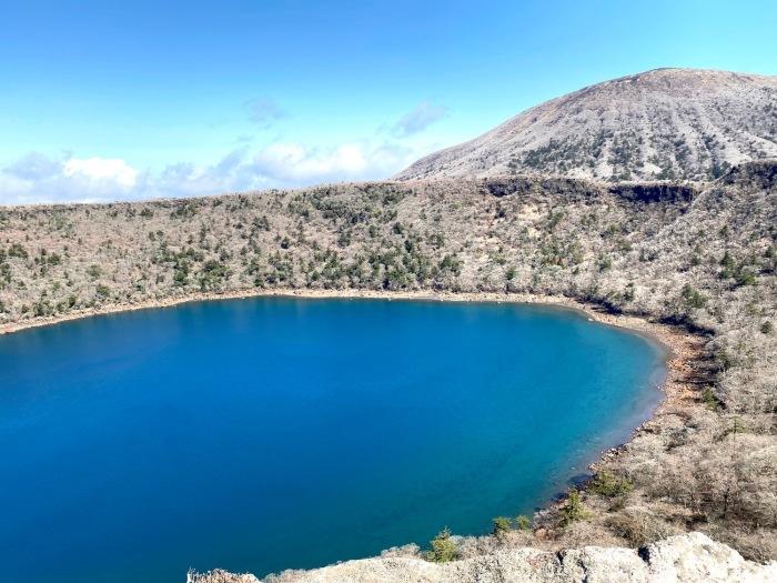 休みがあったら山登りin霧島(鹿児島)〜大浪池と韓国岳断念_f0232994_13304141.jpg