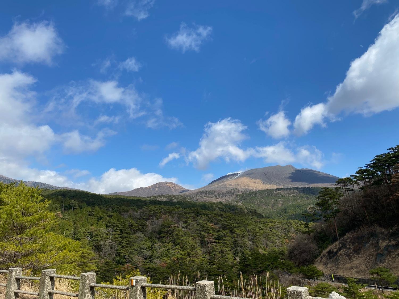 休みがあったら山登りin霧島(鹿児島)〜大浪池と韓国岳断念_f0232994_13440126.jpg