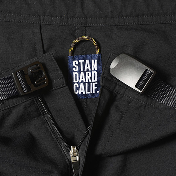 【DELIVERY】 STANDARD CALIFORNIA - Coolmax Stretch Ripstop Easy Cargo Pants_a0076701_15400938.jpg