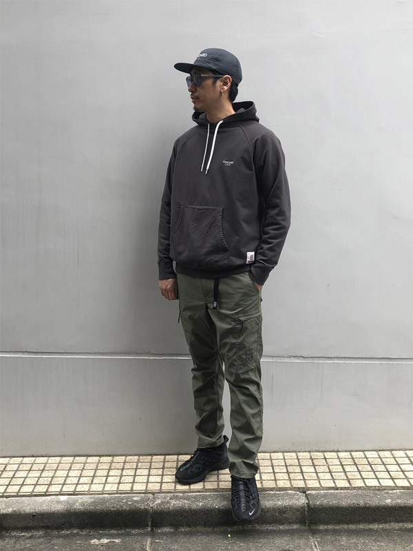 【DELIVERY】 STANDARD CALIFORNIA - Coolmax Stretch Ripstop Easy Cargo Pants_a0076701_15405773.jpg