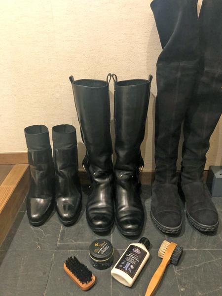 ブーツを片付けて_c0134902_20460316.jpg