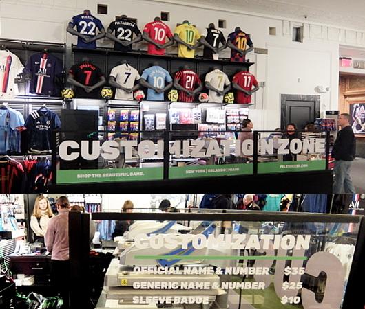 ペレ・サッカーの普通のお店とは一味違う、独自演出_b0007805_06493540.jpg