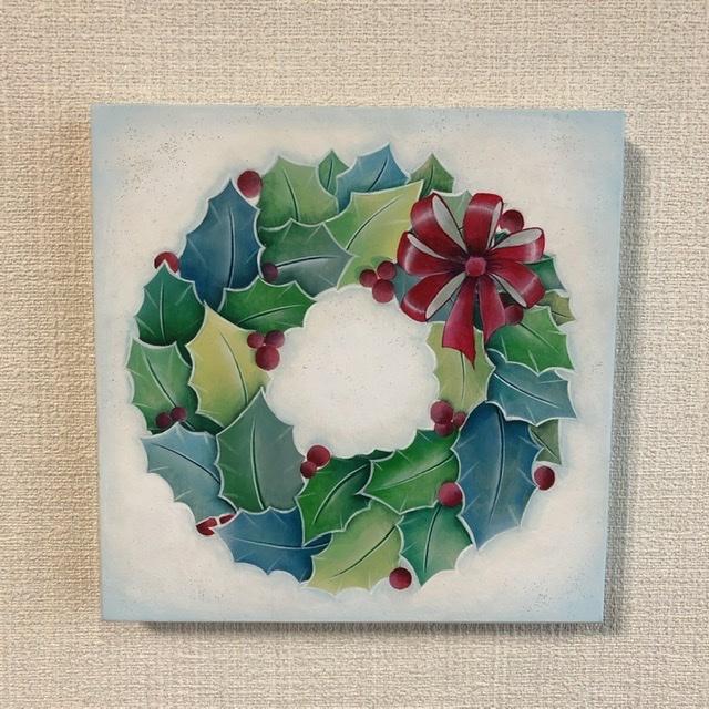パネル (クリスマスリース)_e0245805_19410076.jpeg