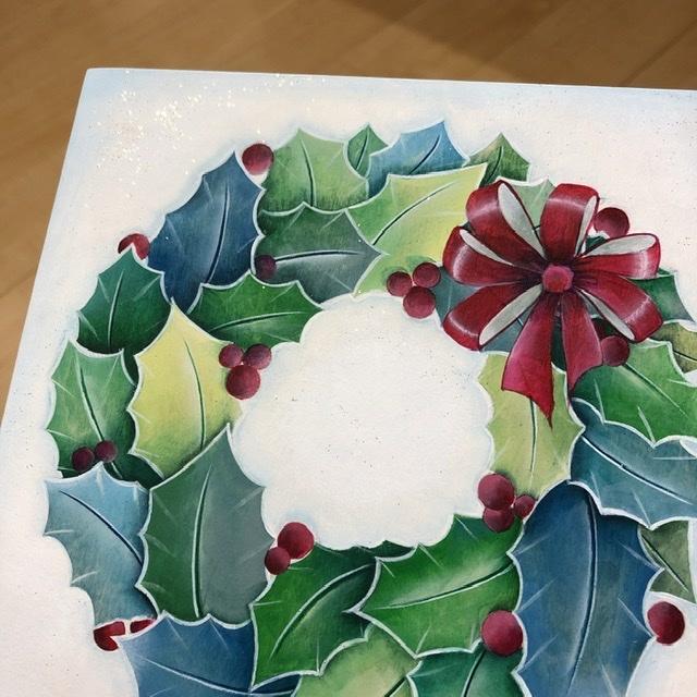 パネル (クリスマスリース)_e0245805_19482968.jpeg