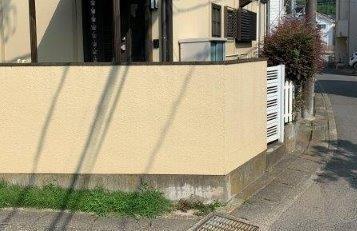 危険ブロック塀等対策リフォーム_d0358411_16303489.jpg