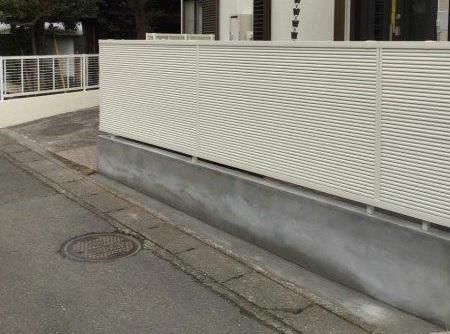 危険ブロック塀等対策リフォーム_d0358411_16363756.jpg