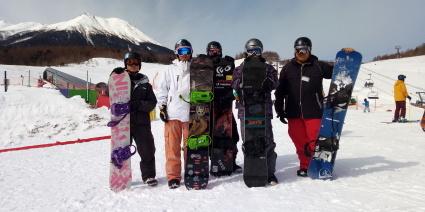 今日のスキー特別レッスンは検定対策!_a0150315_07590415.jpg