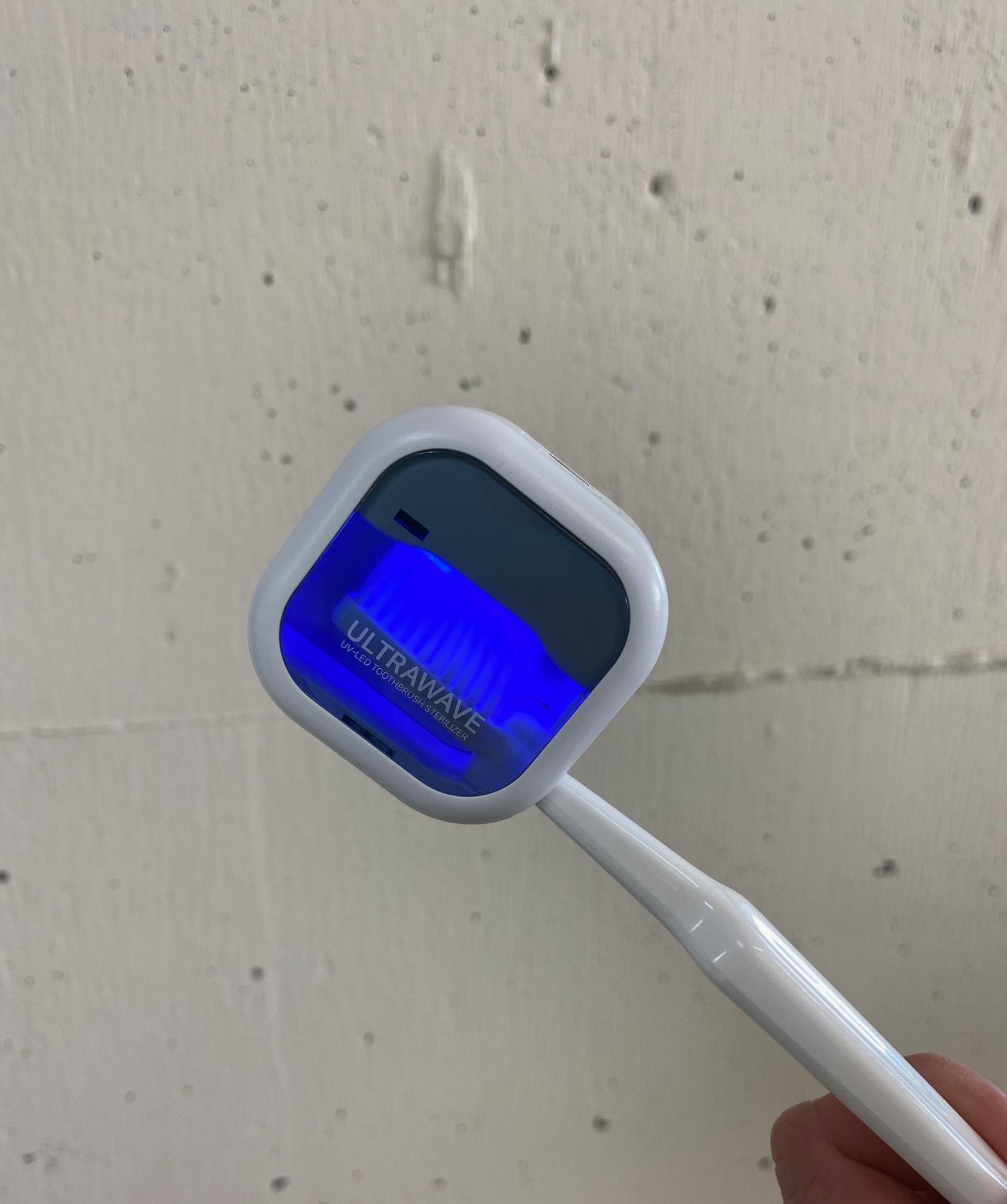 ウルトラウェーブ充電式歯ブラシ除菌キャップのご紹介_a0322418_14440766.jpg