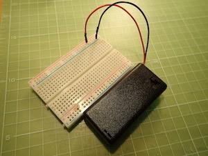 プチ実験用 3V 電源を作ろう_d0106518_11485662.jpg
