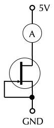 J-FET で遊ぼう(1):ID - VGS を測る_d0106518_16271022.jpg