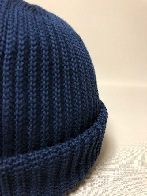 こちらは本日3/8 入荷!Dapper\'s LOT1386Wholegarment Cotton Watch Cap_c0144020_16343018.jpg