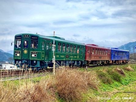 今日も賑やかな若桜鉄道!_f0101226_20061917.jpeg