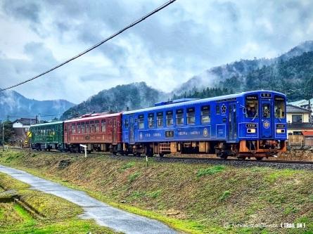 今日も賑やかな若桜鉄道!_f0101226_20063317.jpeg