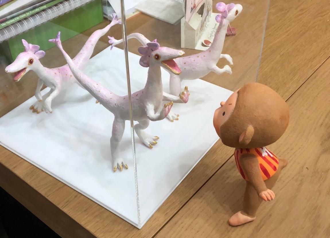 フロルサウルスとサル_f0395434_20354167.jpeg