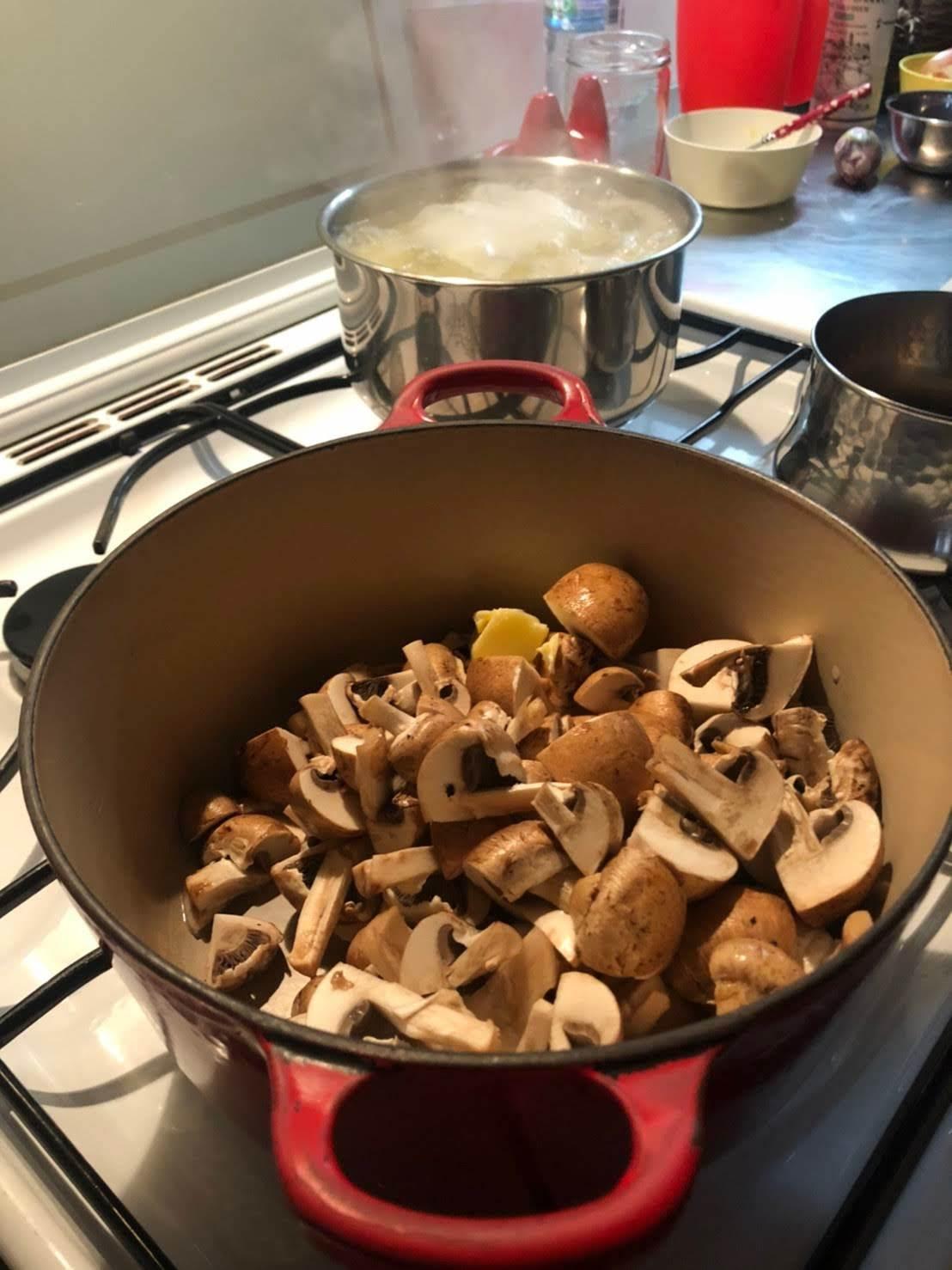 レストラン流、美味しいステーキの焼き方を習いました【サン・ファソン 本多シェフに習うフレンチ】_b0345136_20165517.jpg