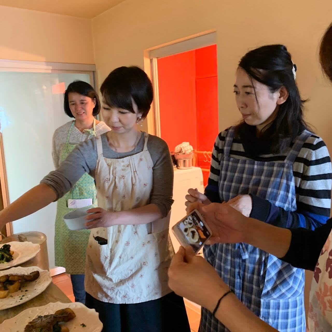 レストラン流、美味しいステーキの焼き方を習いました【サン・ファソン 本多シェフに習うフレンチ】_b0345136_20353554.jpg
