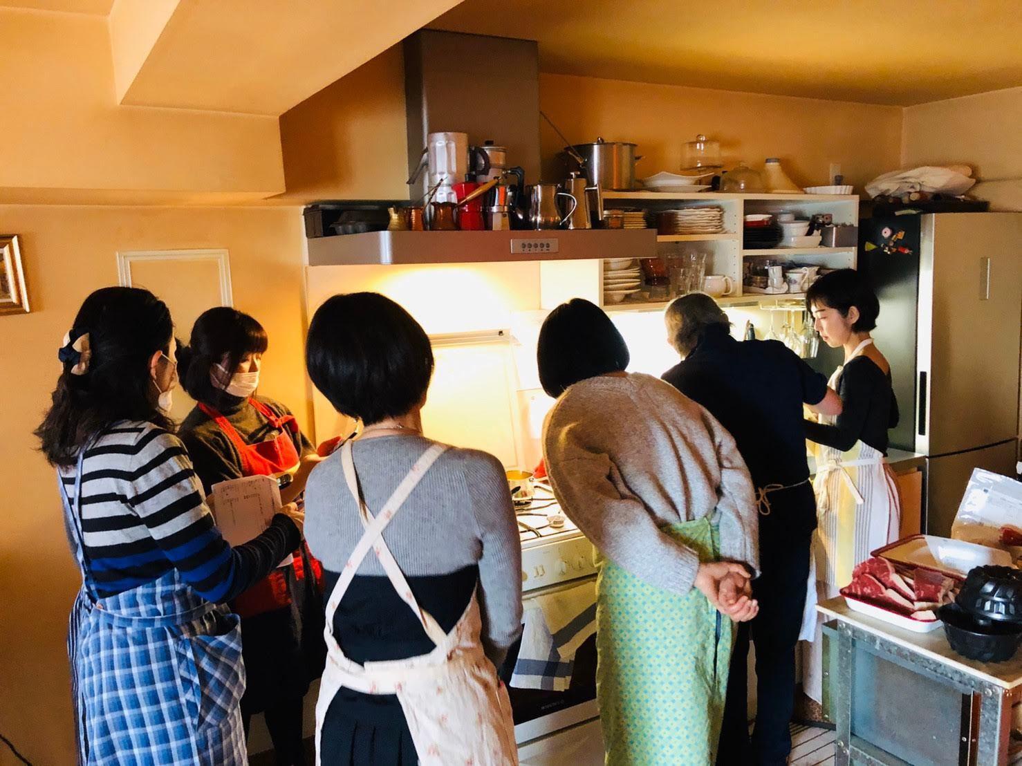 レストラン流、美味しいステーキの焼き方を習いました【サン・ファソン 本多シェフに習うフレンチ】_b0345136_21194376.jpg