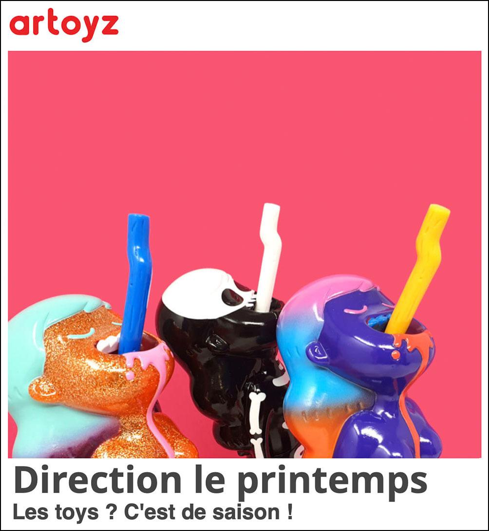 パリのモチャ屋ARTOYZでミミ大評判_a0077842_20022608.jpg