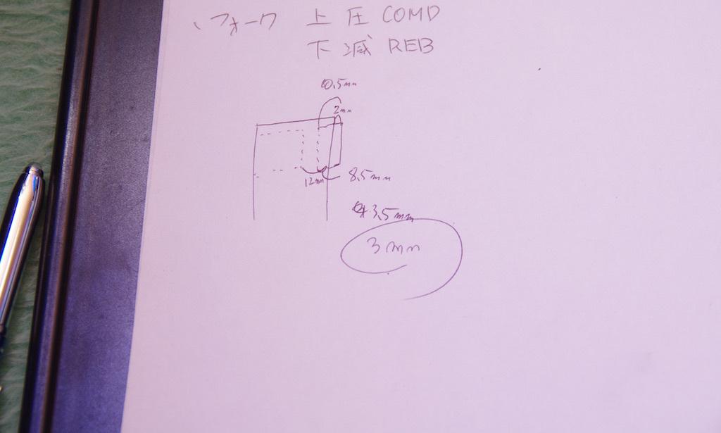 【tm250ESEN】スイングアームピボットグリス交換他_e0159646_21033378.jpg