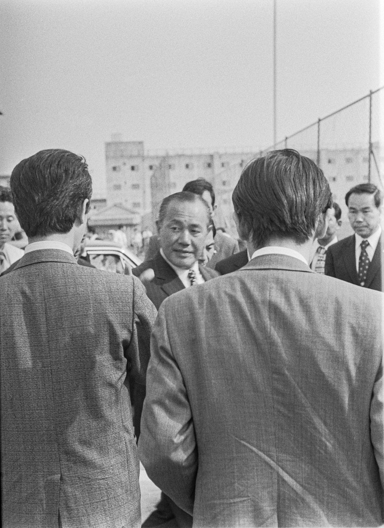 1974年7月の田中角栄〜Nikon D850でデジタイズ。_c0028861_21451109.jpg
