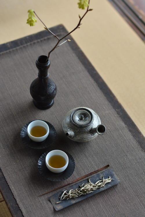 「中田光 急須展 遇茶喫茶」2日目_d0087761_15171537.jpg