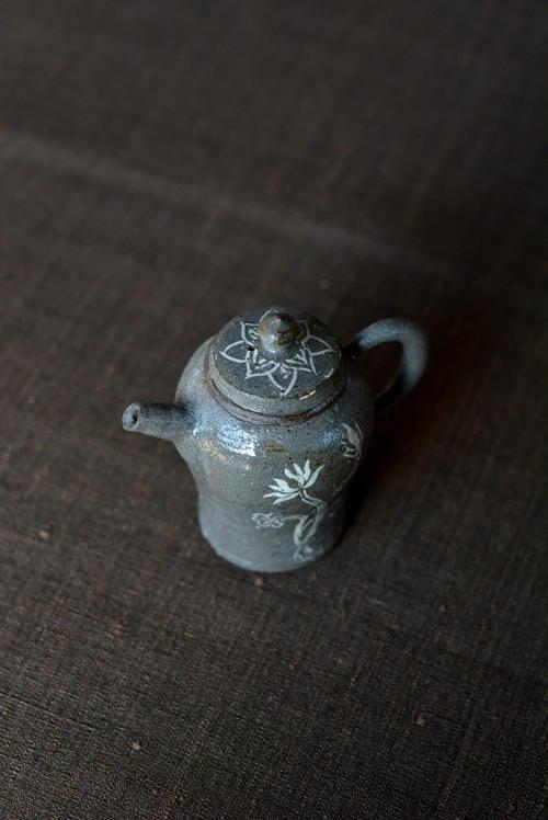 「中田光 急須展 遇茶喫茶」3日目_d0087761_2193383.jpg