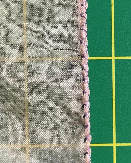草木染めスカーフの縁どり縫い_e0350971_04325045.jpg