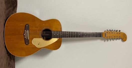 """Fender""""VILLAGER(1965)""""_e0052576_23230999.jpg"""