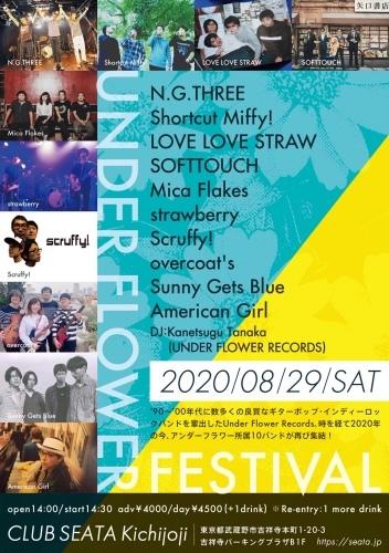 2020/08/29 underflower festival_b0048882_19140303.jpg